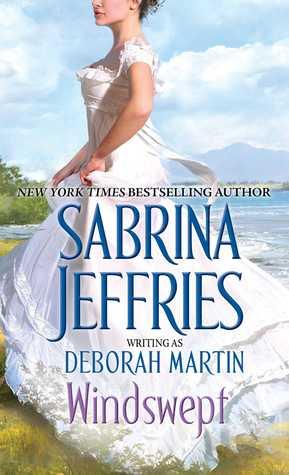 Windswept by Sabrina Jeffries (writing as Deborah Martin)