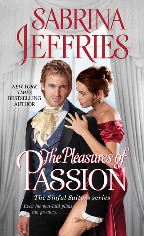 The Pleasures of Passion by Sabrina Jeffries
