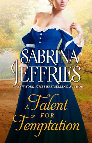 A Talent for Temptation by Sabrina Jeffries