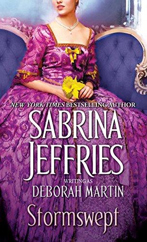 Stormswept by Sabrina Jeffries (writing as Deborah Martin)