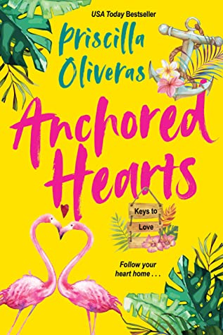 Anchored Hearts by Priscilla Oliveras