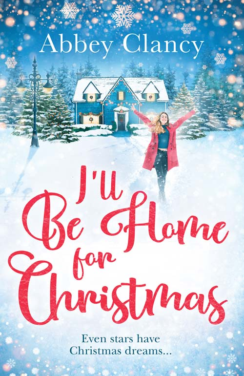 I'll Be Home for Christmas by Abbey Clancy