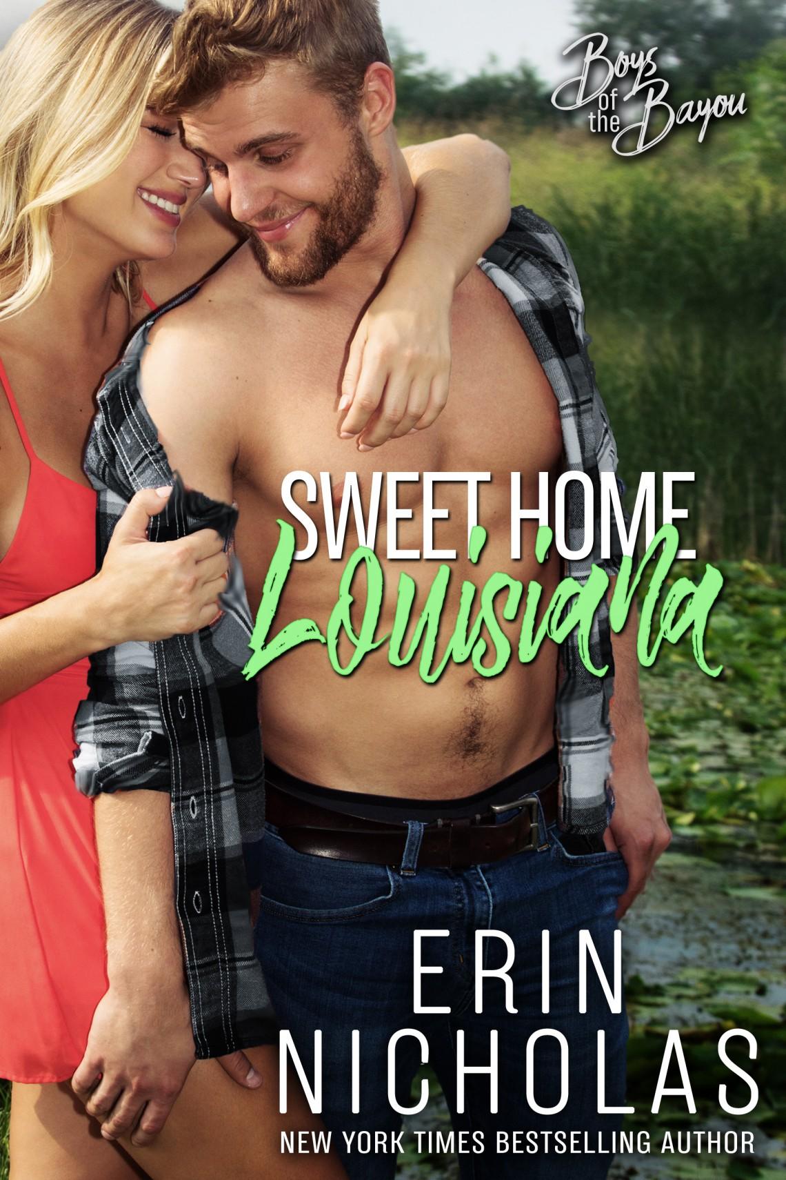 Sweet Home Lousiana by Erin Nicholas