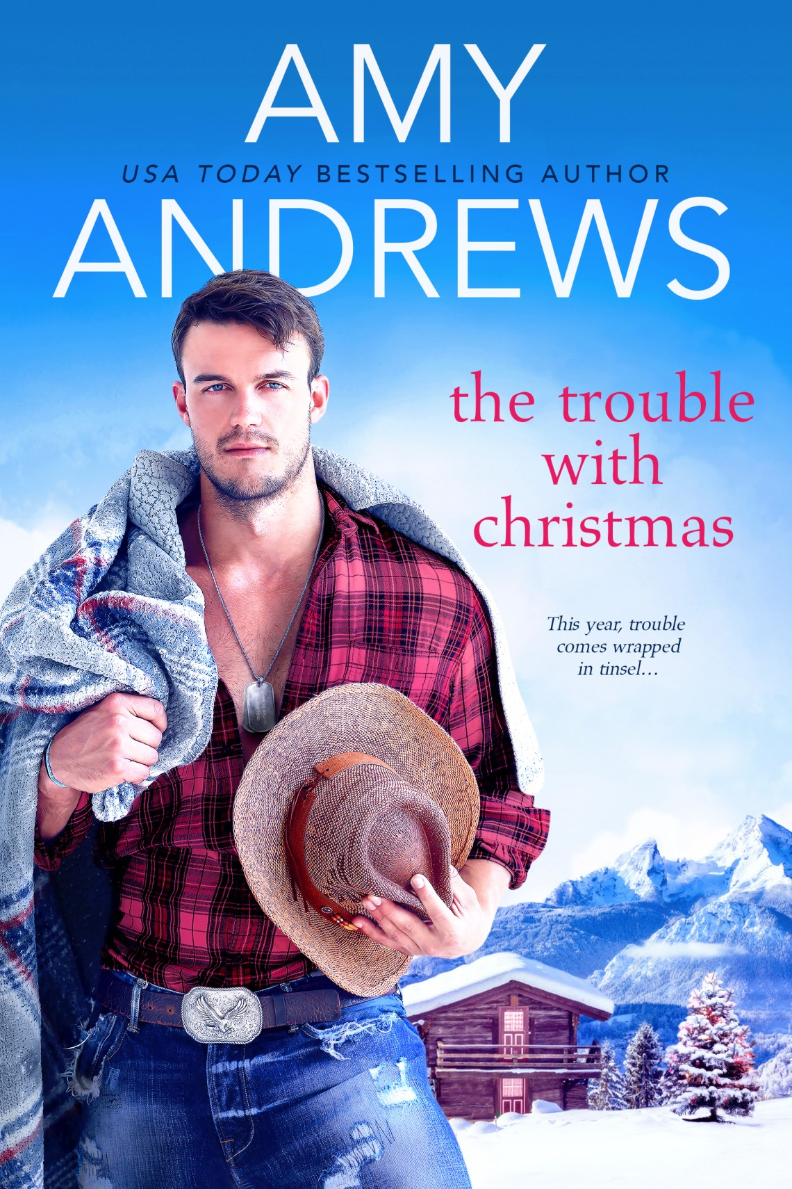 The Trouble with Christmas by Amy Andrews