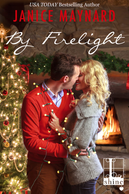 By Firelight by Janice Maynard