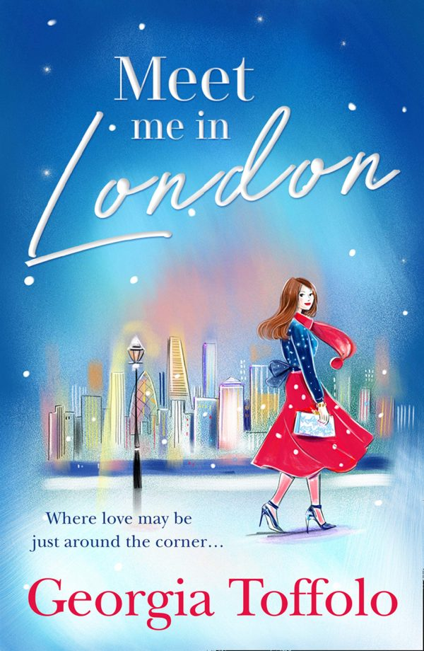 Meet Me in London by Georgia Toffolo