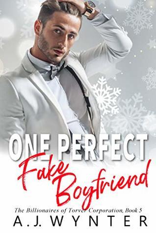 One Perfect Fake Boyfriend by A.J. Wynter