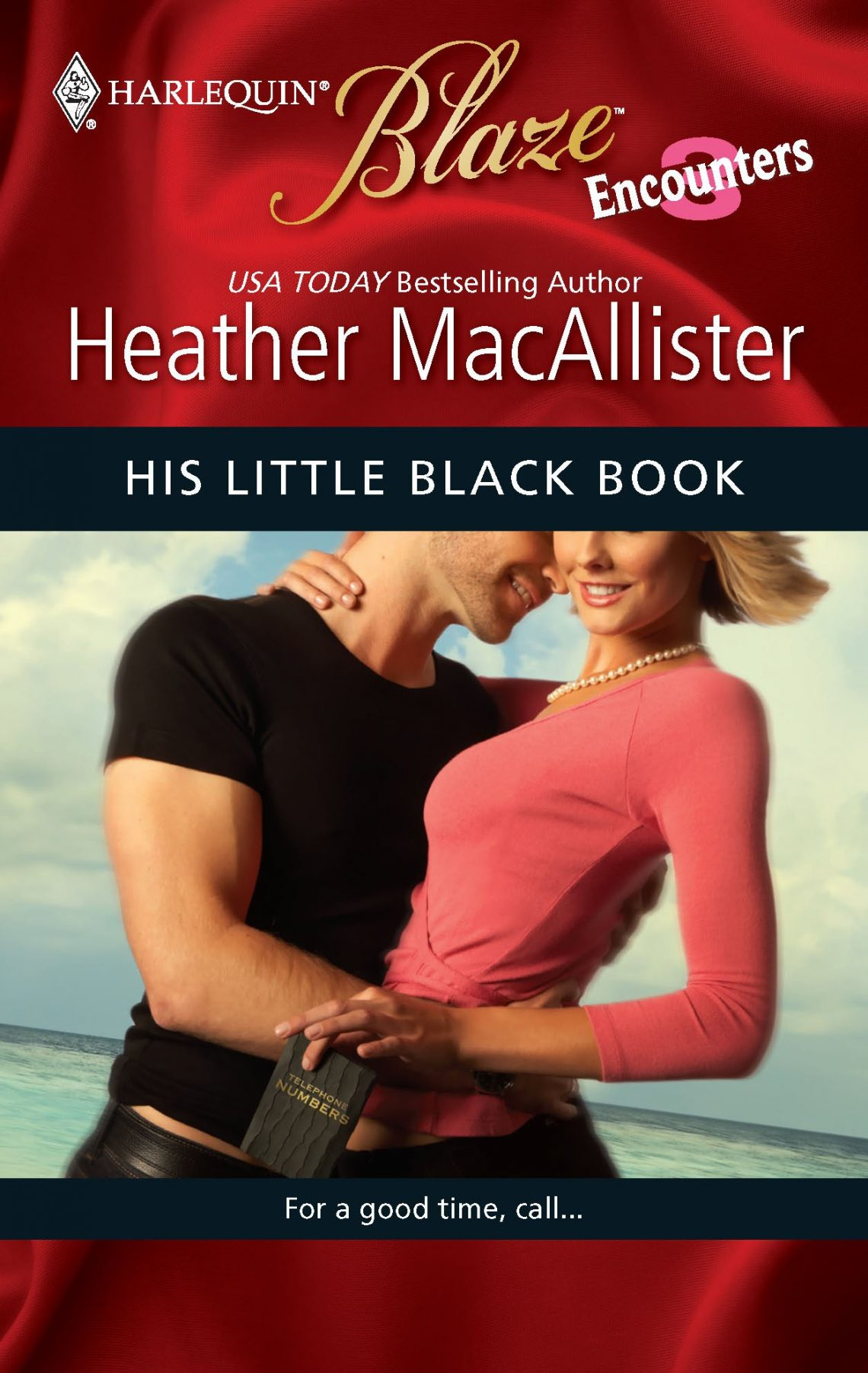 His Little Black Book by Heather MacAllister