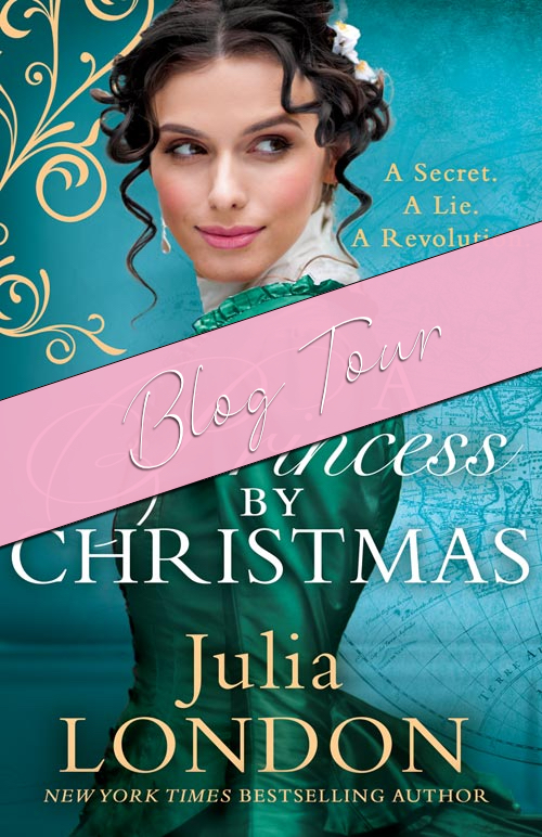 Blog Tour: Princess by Christmas by Julia London