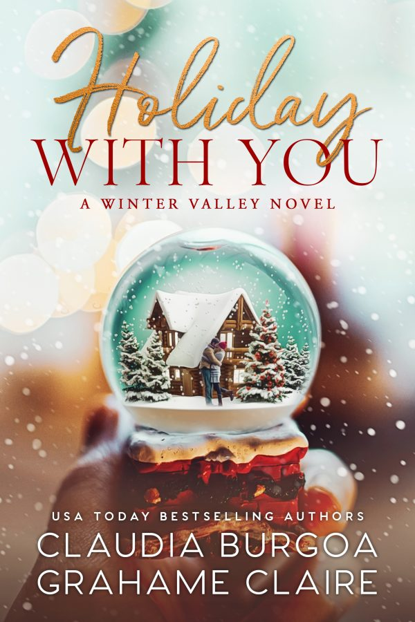 Holiday With You by Claudia Burgoa and Grahame Claire