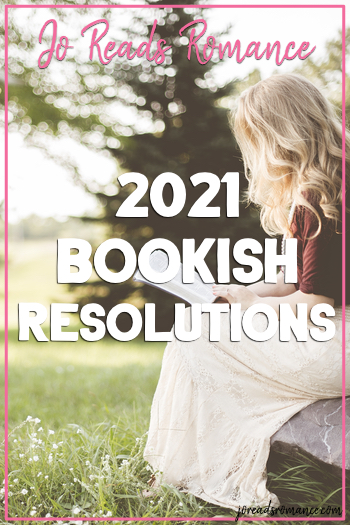 2021 Bookish Resolutions