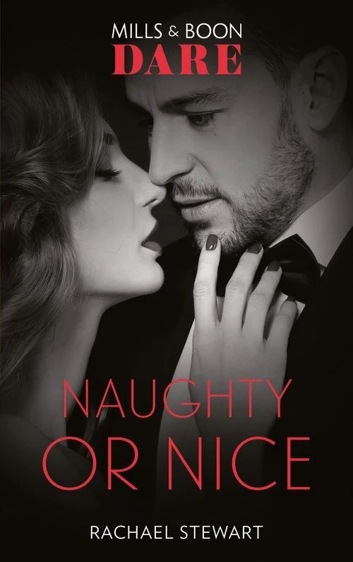 Cover of Naughty or Nice by Rachael Stewart