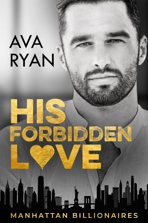 Picture of the book cover of His Forbidden Love by Ava Ryan