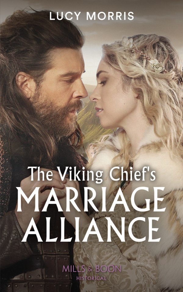 Picture of the cover of The Viking Chief's Marriage Alliance by Lucy Morris