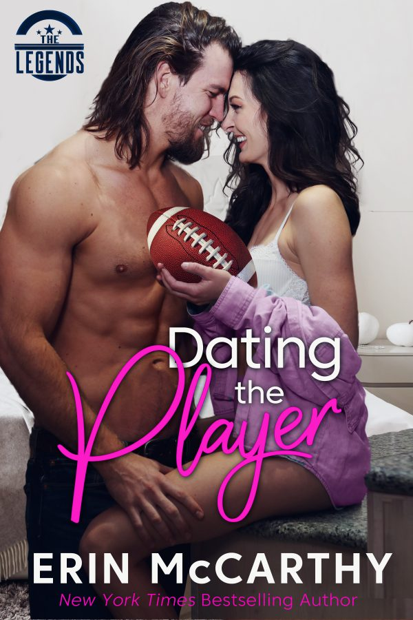Book Cover of Dating the Player by Erin McCathy