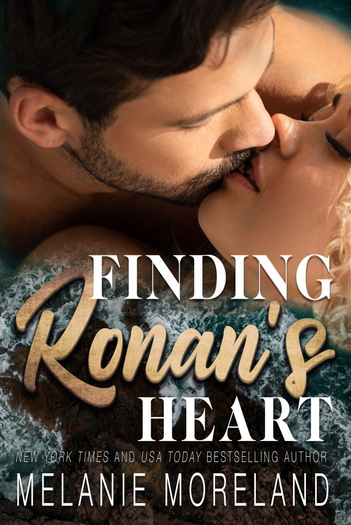 Book cover of Finding Ronan's Heart Melanie Moreland