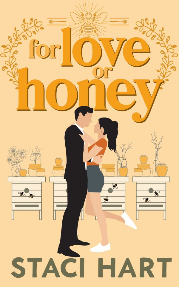 For Love or Honey by Staci Hart Cover