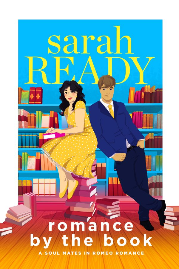Romance by the Book by Sarah Ready Cover