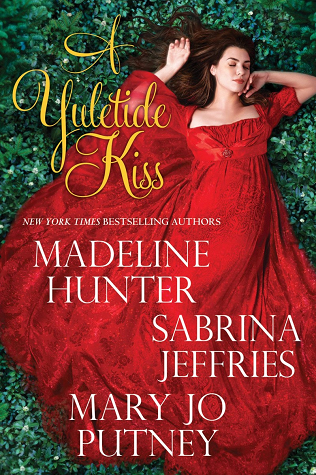 A Yuletide Kiss Cover