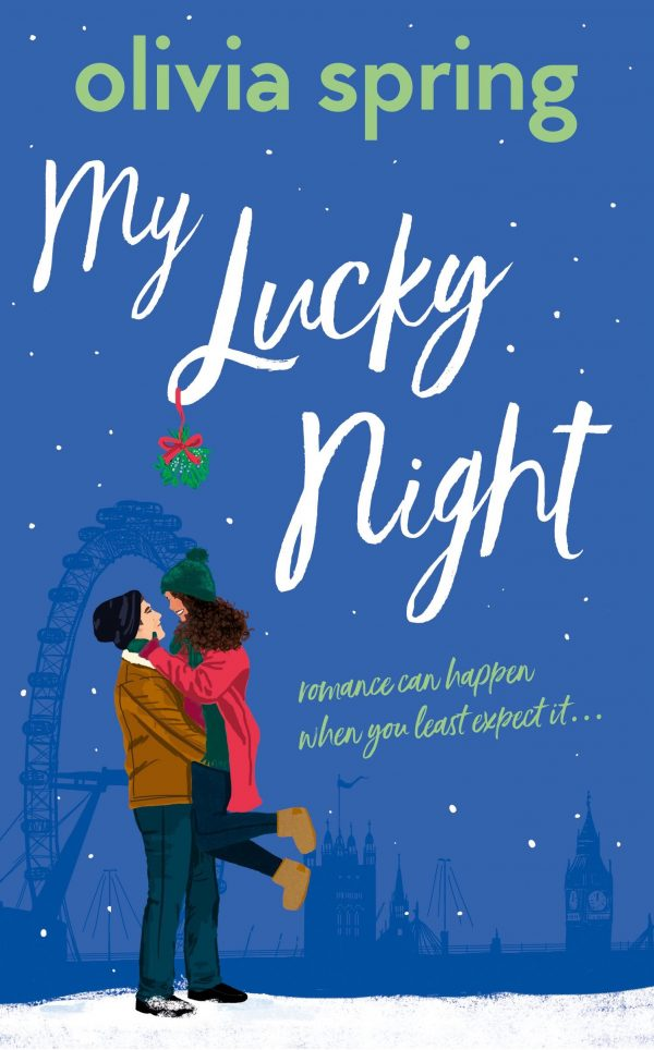My Lucky Night by Olivia Spring Cover